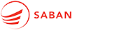 Saban Red Logo