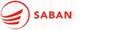 Saban Red Logo